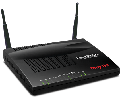 DrayTek Vigor2912n có Wireless Router